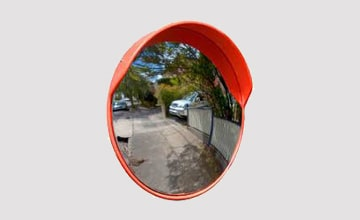 Safety Convex Mirror